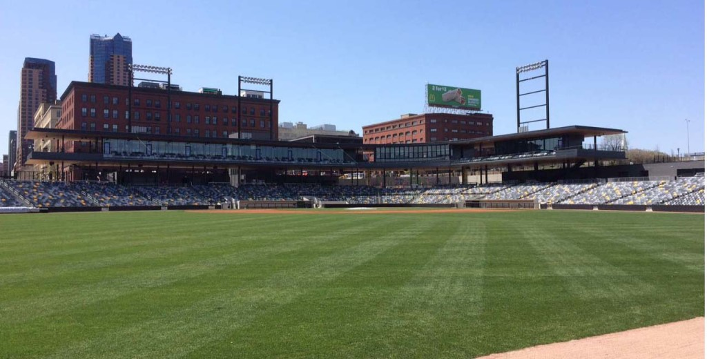 CHS Field – Saint Paul Saints