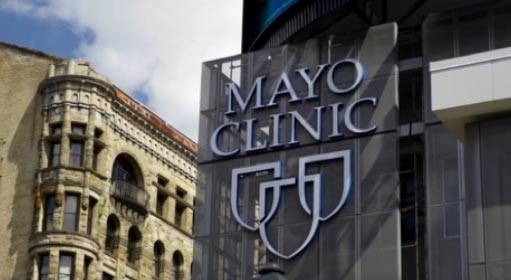 Mayo Clinic Square Renovation